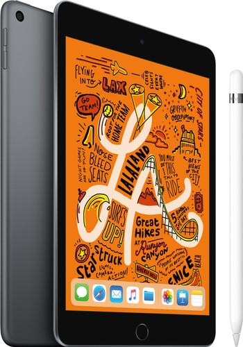 Apple iPad Mini 5 64 GB Wifi Space Gray + Apple Pencil Main Image