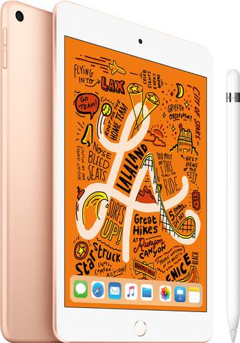 Apple iPad Mini 5 64 GB Wifi Goud + Apple Pencil Main Image