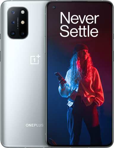 OnePlus 8T 128GB Silver 5G Main Image