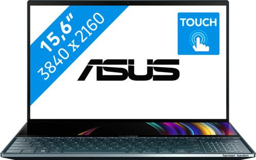 Asus ZenBook Pro Duo 15 - twee scherm 4k videobewerking laptop.