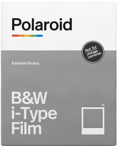 Polaroid B&W Instant fotopapier voor I-type Main Image
