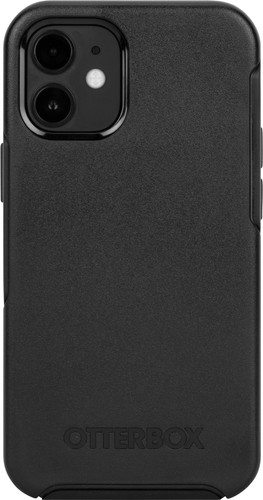 Otterbox Symmetry Plus Apple iPhone 12 mini Back Cover met MagSafe Magneet Zwart Main Image