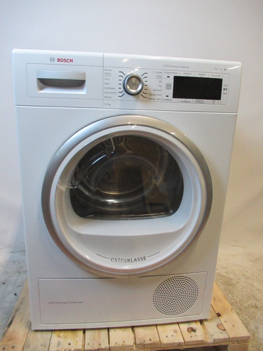 Bosch WTW87562NL Refurbished Main Image