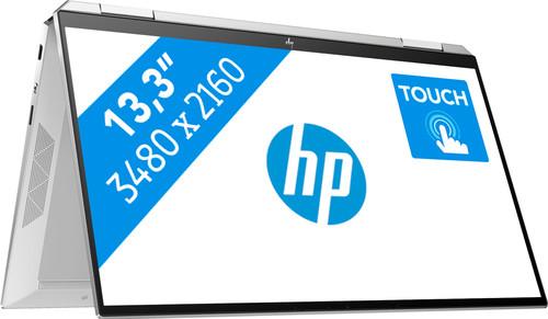 HP Spectre x360 13- 13 inch laptop voor videobewerking op 4K. 2 in 1 design