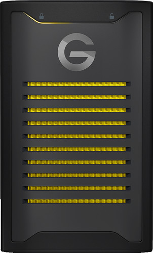 G-Technology ArmorLock 2TB Encrypted NVMe SSD Main Image