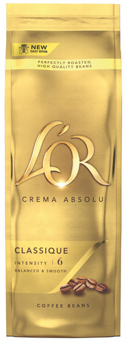 L'OR Crema Absolu Coffee Beans 0.5kg Main Image