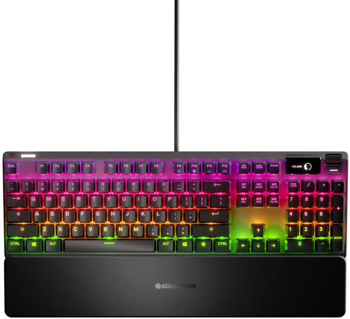 SteelSeries Apex 7 Gaming Toetsenbord Blue Switch QWERTY Main Image