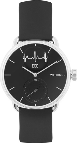Withings Scanwatch Zwart 38 mm Main Image