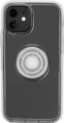 Otterbox Otter + Pop Symmetry Apple iPhone 12 / 12 Pro Back Cover Transparant Main Image