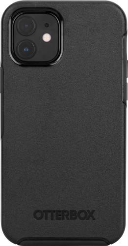 Otterbox Symmetry Apple iPhone 12 / 12 Pro Back Cover Zwart Main Image
