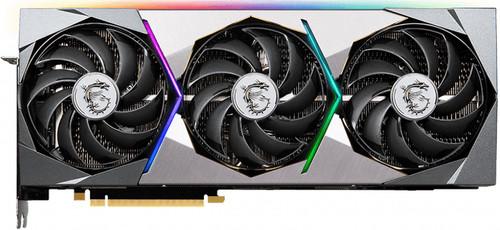 MSI GeForce RTX 3090 SUPRIM X 24G Main Image