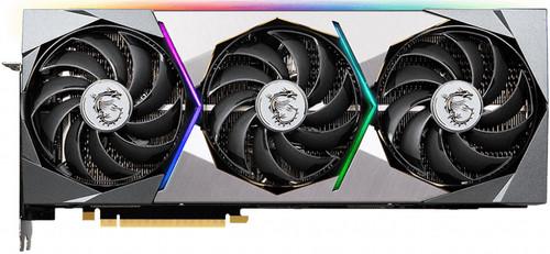 MSI GeForce RTX 3080 SUPRIM X 10G Main Image