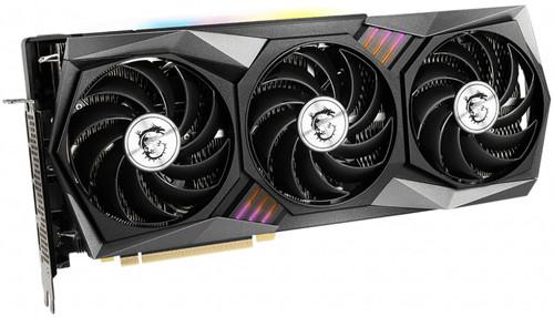 MSI GeForce RTX 3070 GAMING X TRIO Main Image