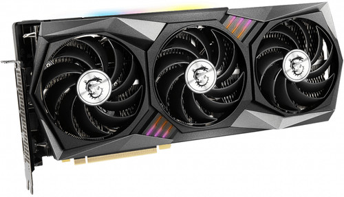 MSI GeForce RTX 3060 Ti GAMING X TRIO Main Image