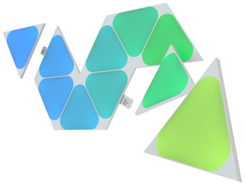 Nanoleaf Shapes Triangles Mini Expansion 10-pack Main Image