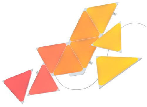 Nanoleaf Shapes Triangles Starter Kit 9-pack Main Image