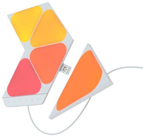 Nanoleaf Shapes Triangles Mini Starter Kit 5-pack Main Image