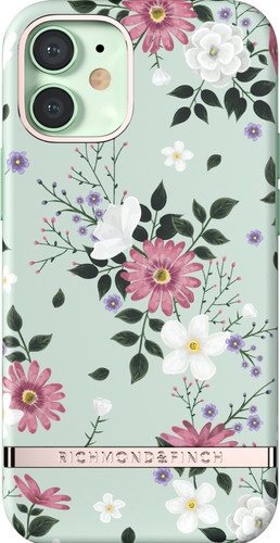 Richmond & Finch Sweet Mint Apple iPhone 12 mini Back Cover Main Image