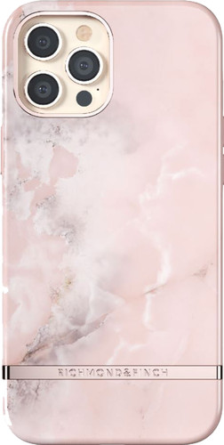 Richmond & Finch Pink Marble Apple iPhone 12 Pro Max Back Cover Main Image