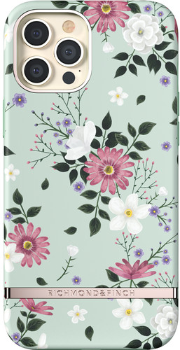 Richmond & Finch Sweet Mint Apple iPhone 12 Pro Max Back Cover Main Image