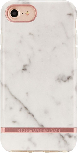 Richmond & Finch White Marble Apple iPhone 6s / 6 / 7 / 8 / SE Back Cover Main Image