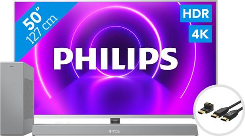Philips 50PUS8505 - Ambilight (2020) + Soundbar + HDMI Cable Main Image