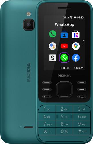 Nokia 6300 4G Green Main Image