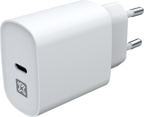 XtremeMac Charger without Cable USB-C 20W Power Delivery White Main Image