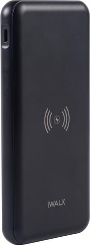iWalk CHIC Draadloze Powerbank 10.000 mAh Power Delivery + Quick Charge Zwart Main Image
