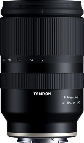 Tamron 17-70mm f/2.8 Di III-A VC RXD Sony E Main Image