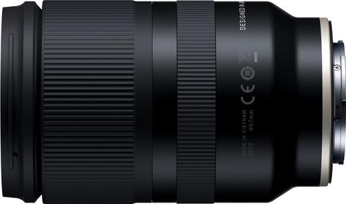 Tamron 17-70mm f/2.8 Di III-A VC RXD Sony E linkerkant