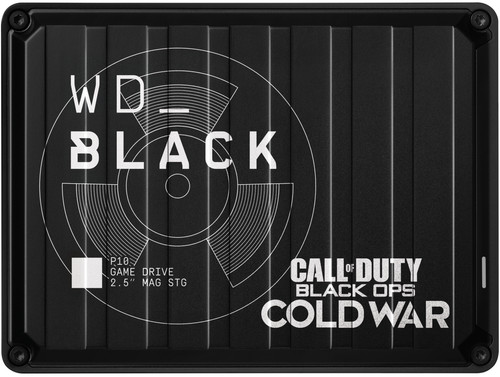 WD Black P10 Game Drive 2TB Call of Duty Edition Main Image