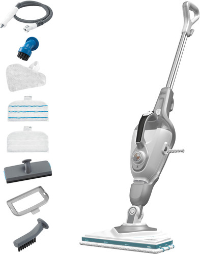 BLACK+DECKER 1600W Steam-mop 8 accessoires Main Image