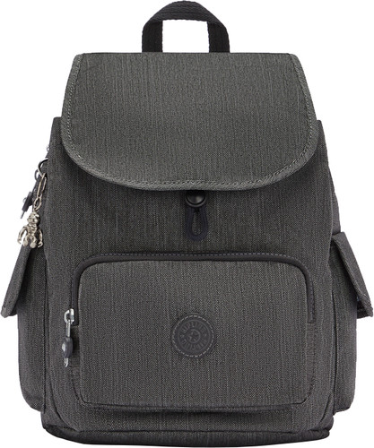 Kipling City Pack S Black Peppery 13L Main Image