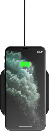 ZENS Slim Line Wireless Charger 10W Black Main Image