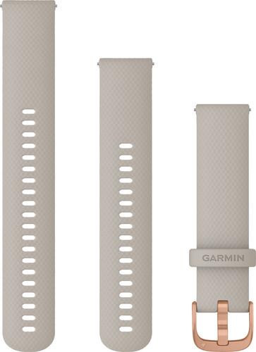 Garmin Siliconen Bandje Crème 20mm Main Image
