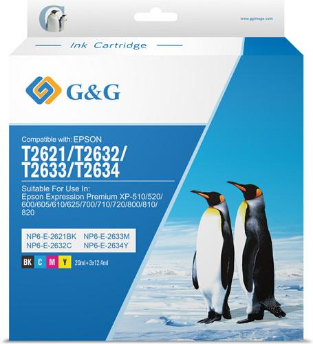 G&G 26XL Cartridges Combo Pack Main Image