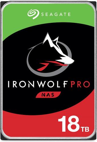 Seagate IronWolf Pro 18TB pro Main Image
