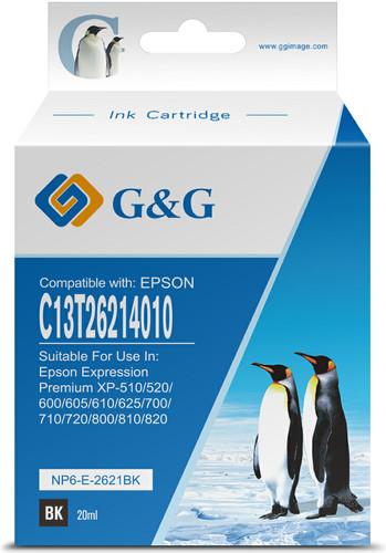 G&G 26XL Cartridge Black Main Image
