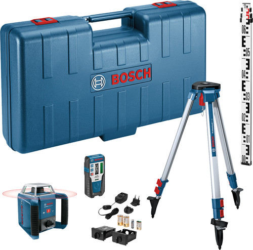 Bosch GRL 400 H Professional set Main Image