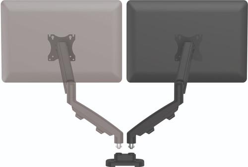 Fellowes Eppa Double Monitor Arm Kit Main Image