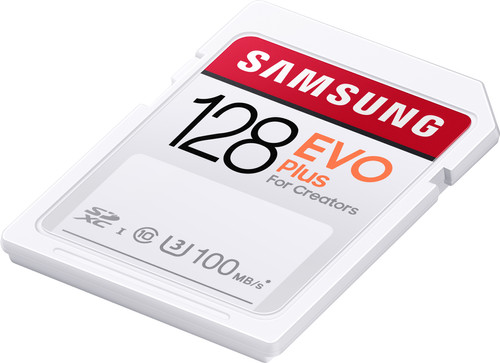 Samsung SD card Evo Plus 128GB Main Image