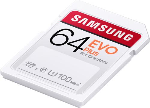 Samsung SD card Evo Plus 64GB Main Image