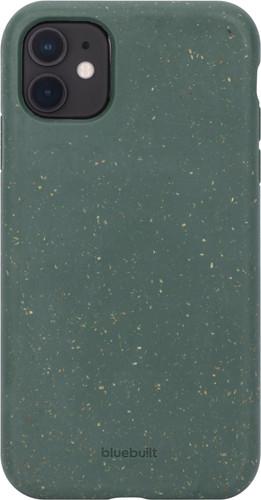 BlueBuilt Biologisch Afbreekbare Apple iPhone 11 Back Cover Groen Main Image