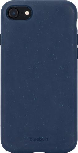 BlueBuilt Biologisch Afbreekbare Apple iPhone SE Back Cover Blauw Main Image
