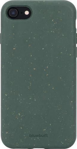 BlueBuilt Biologisch Afbreekbare Apple iPhone SE Back Cover Groen Main Image