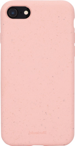 BlueBuilt Biologisch Afbreekbare Apple iPhone SE Back Cover Roze Main Image