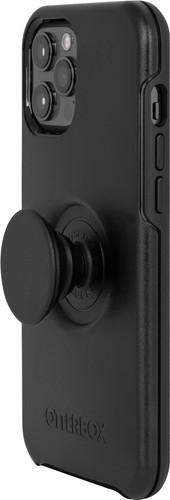 OtterBox Otter + Pop Symmetry Apple iPhone 12 Pro Max Back Cover Black Main Image