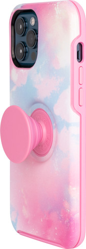 Otterbox Otter + Pop Symmetry Apple iPhone 12 Pro Max Back Cover Roze Main Image