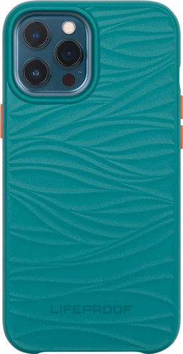 LifeProof WAKE Apple iPhone 12 Pro Max Back Cover Green Main Image